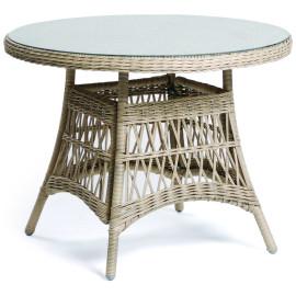 Luxusné ratanové stoly