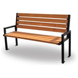 Parkové lavice